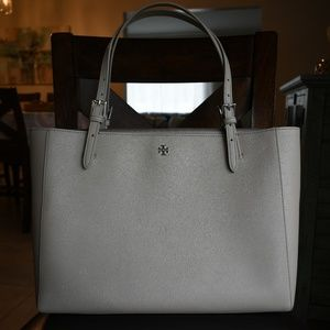 Tory Burch Large York Tote - Saffiano Leather